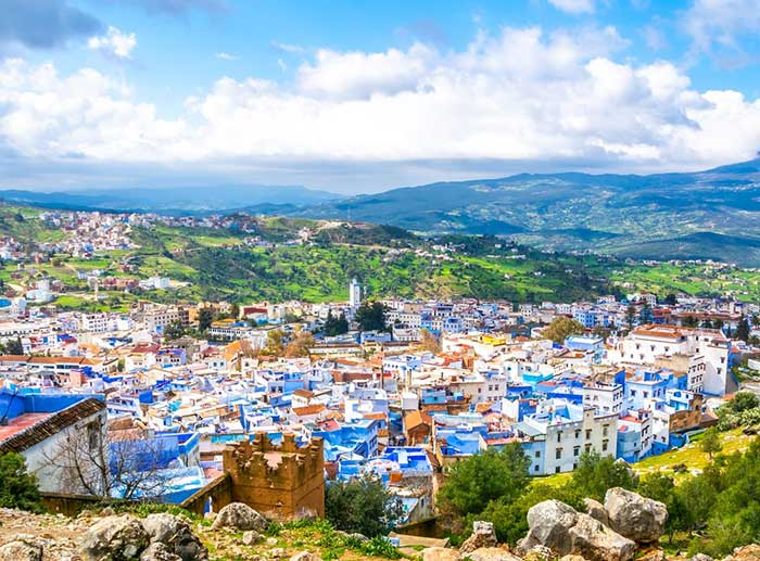 Day 3: Chefchaouen exploration