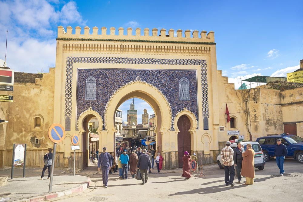 Morocco tours from Canada